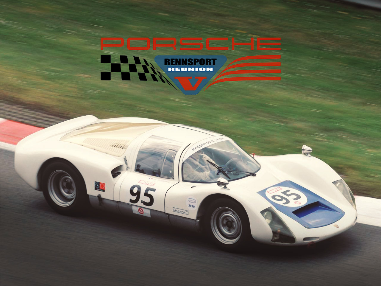 Porsche Our Heritage Highlight of the Year: Porsche Rennsport Reunion V.