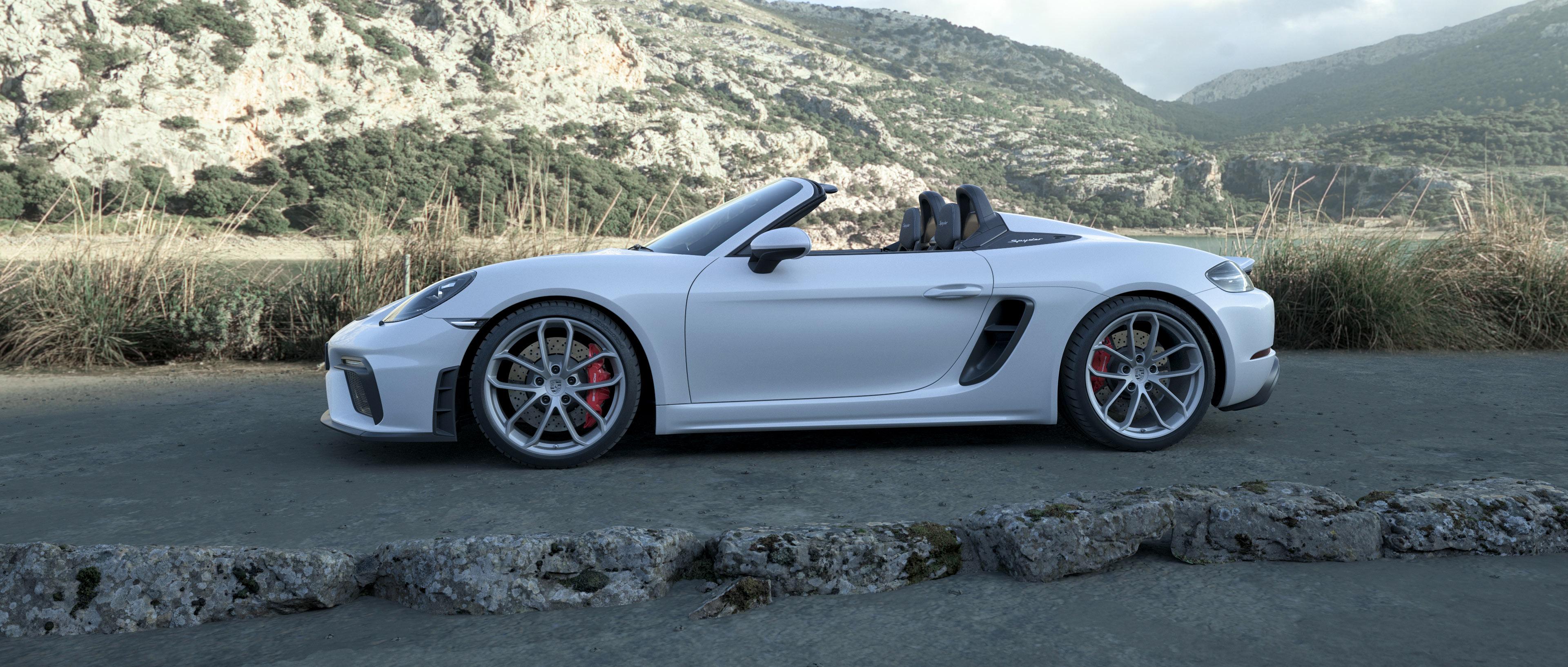 Porsche 718 Spyder Porsche Brazil