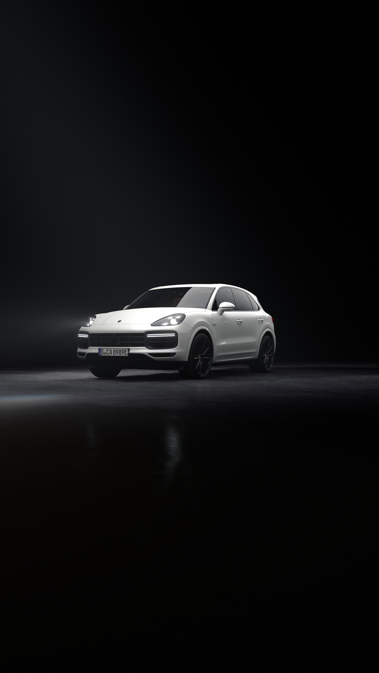 cayenne coupe price