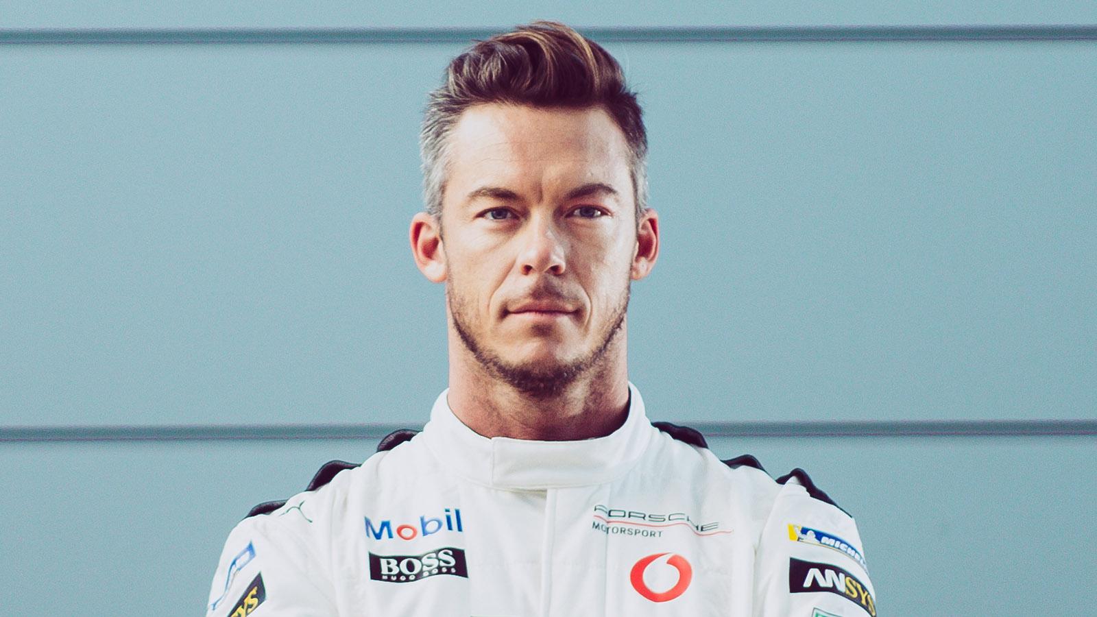 Porsche - André Lotterer (Pilote titulaire) GER