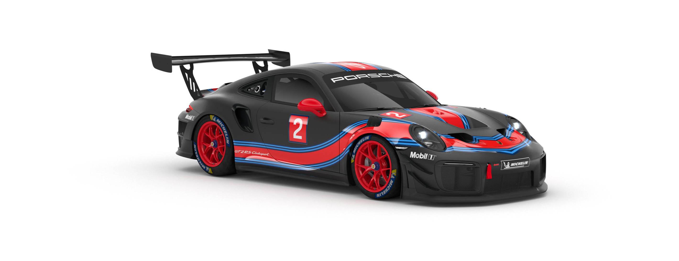 Porsche 911 GT2 RS Clubsport , Porsche USA