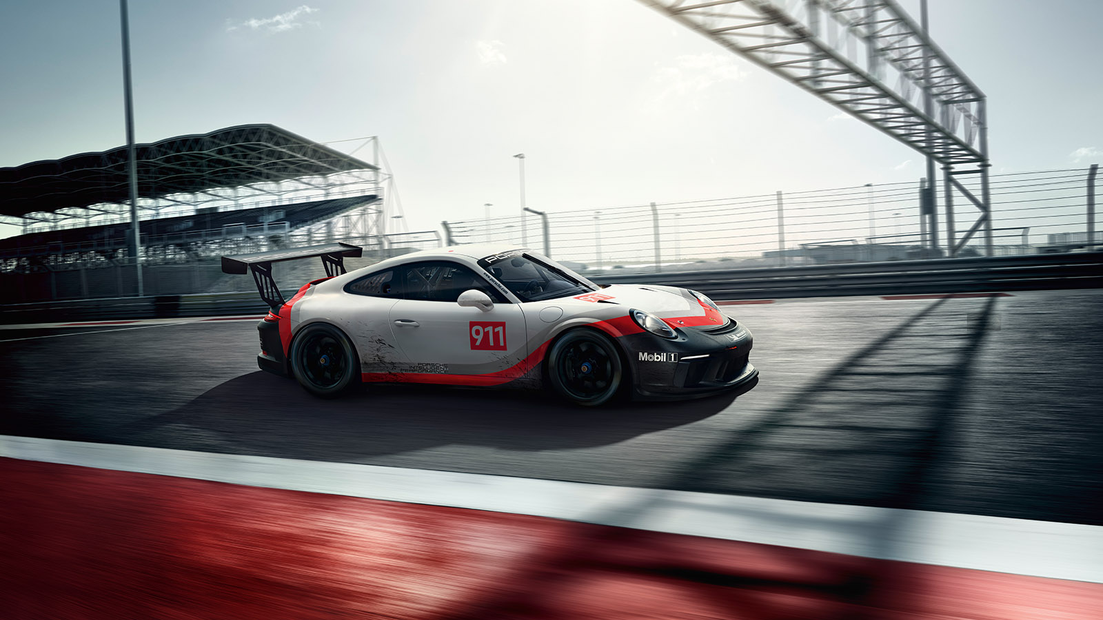 Porsche - The races: Superlative sporty performance. Profoundly engaging duels.