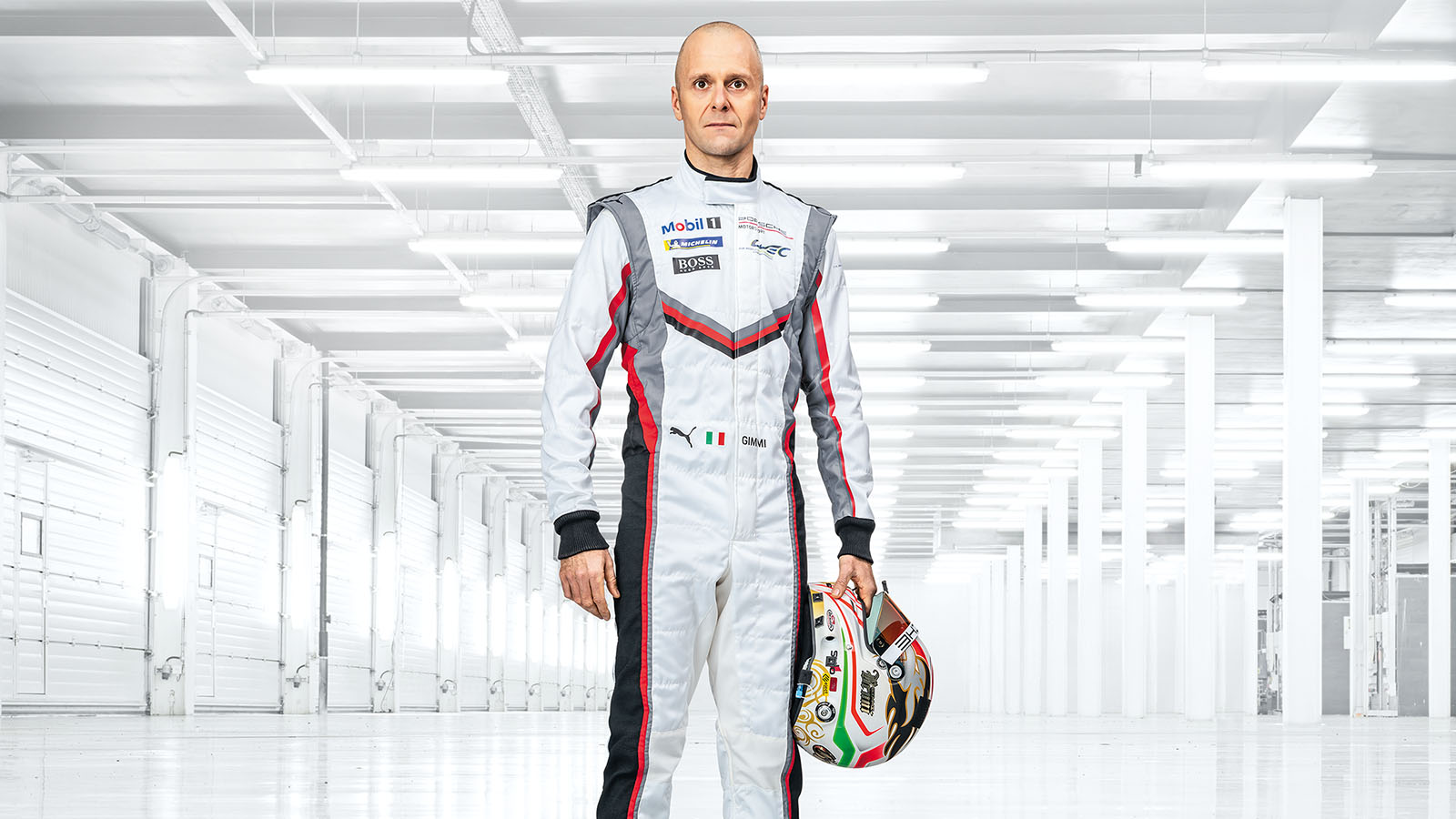 Porsche - Gianmaria Bruni IT