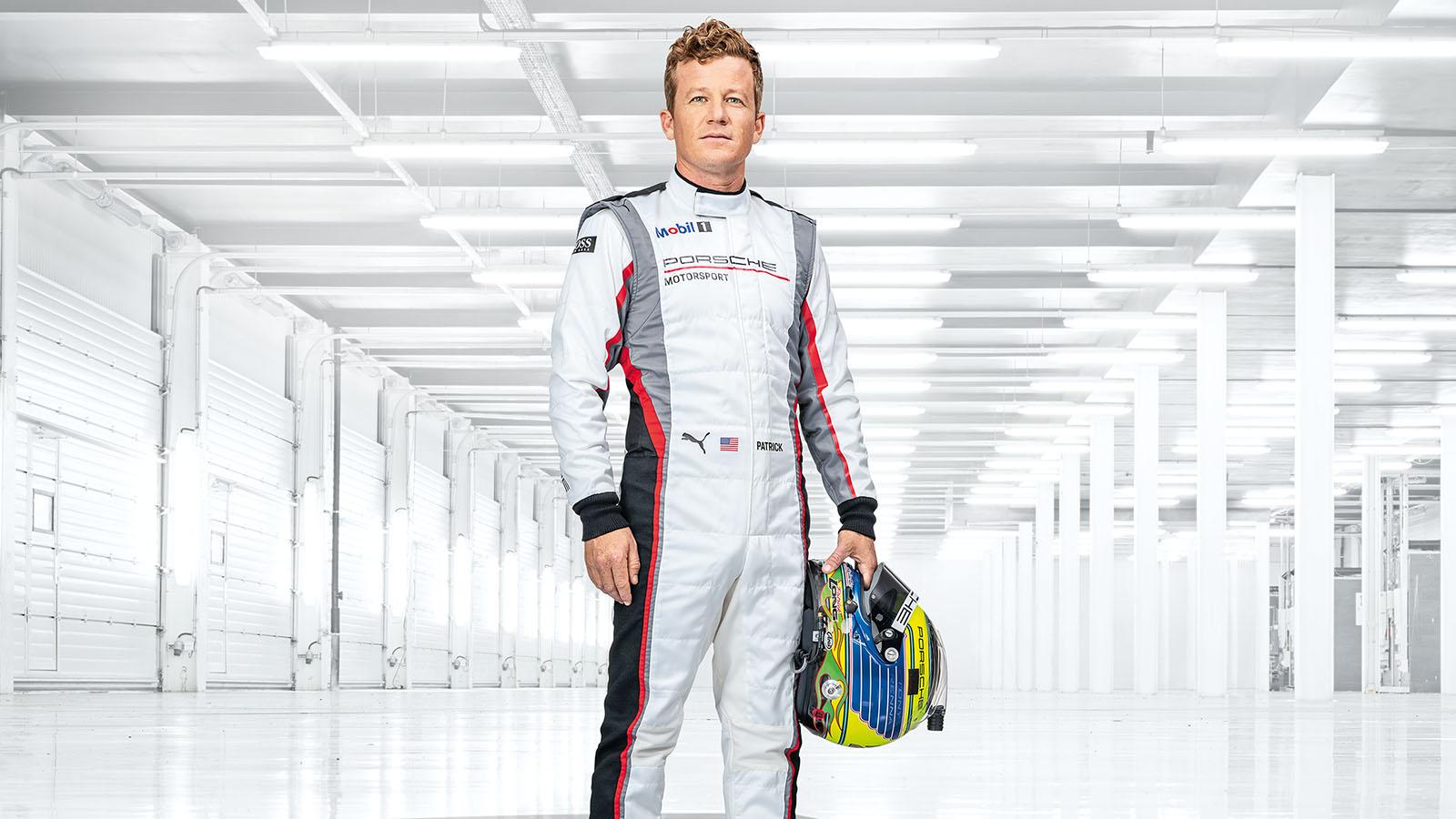 Porsche - Patrick Long US