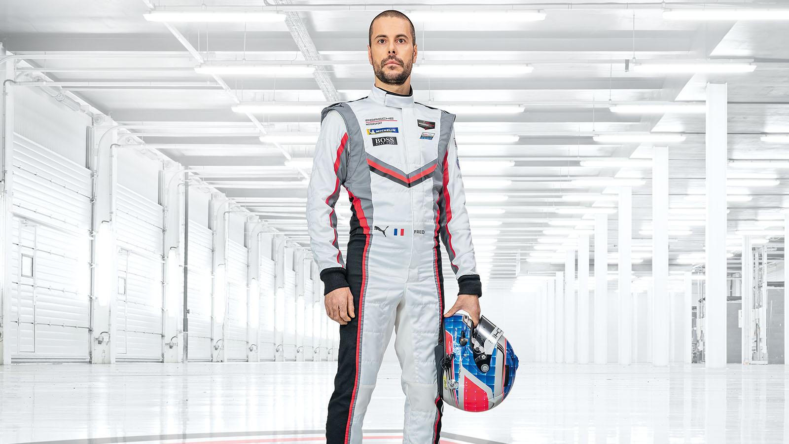 Porsche - Frédéric Makowiecki FRA