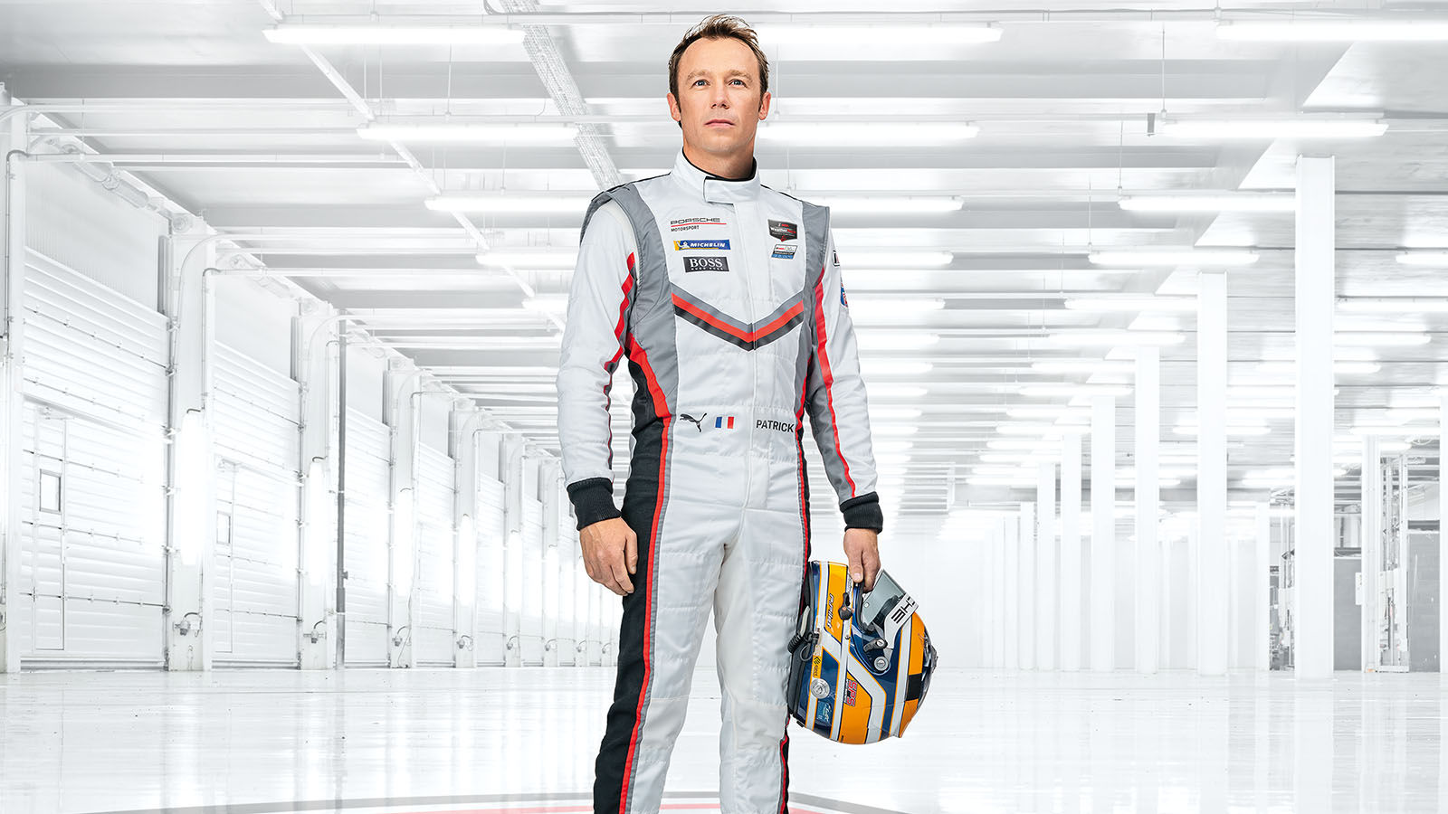 Porsche - Patrick Pilet FRA