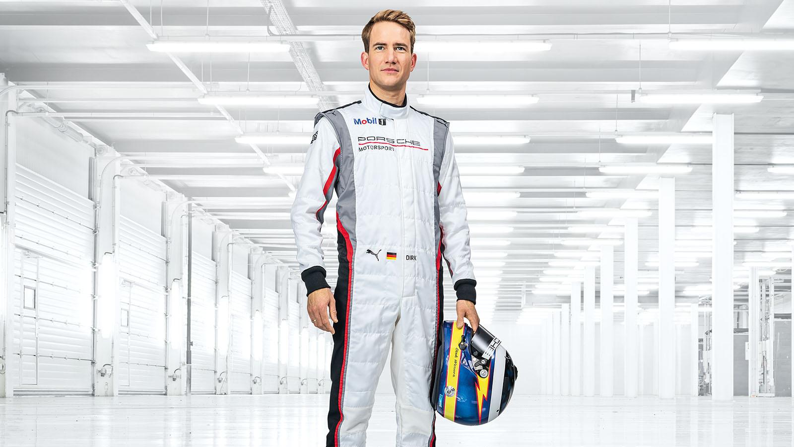 Porsche - Dirk Werner GER
