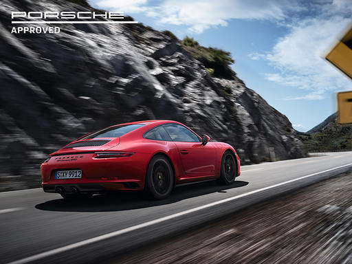 porsche approved pre owned car centre