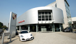 Porsche Centres in Taiwan -  Centre Taichung