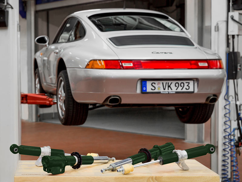 Shock Absorbers for Carrera 2 Models
