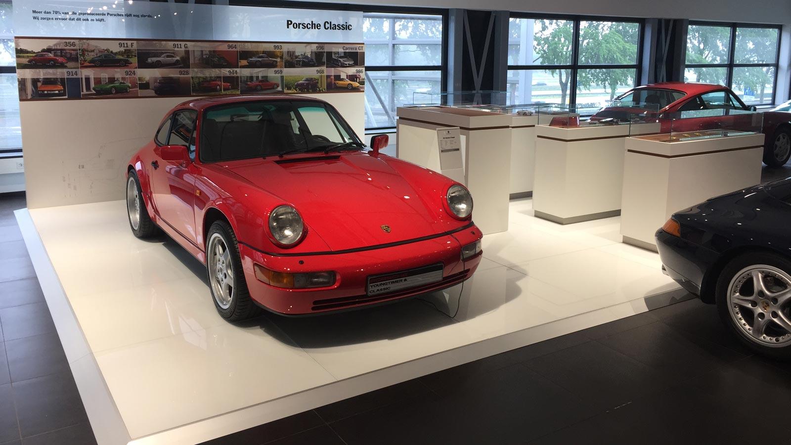 Porsche Centre Amsterdam