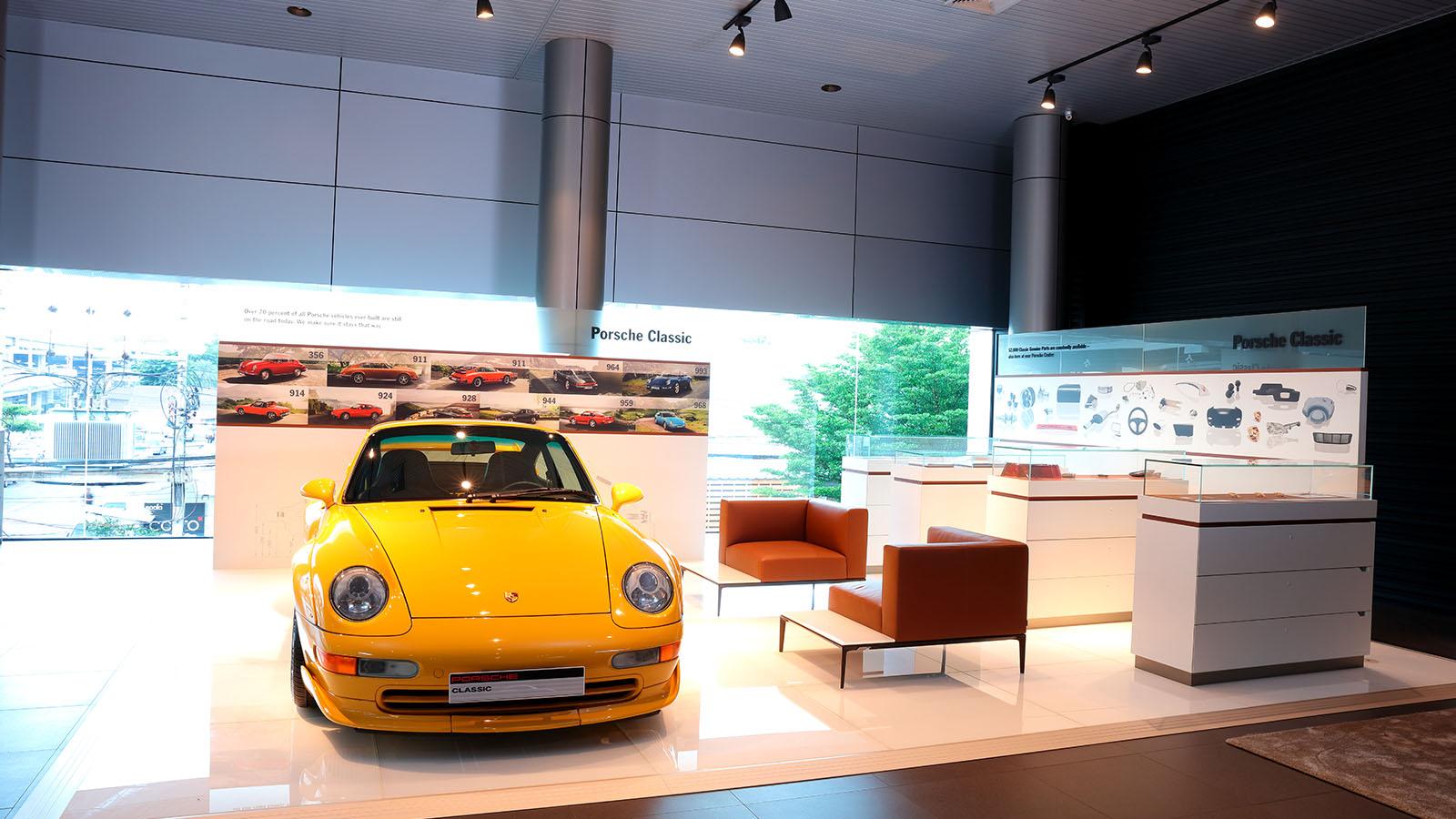 Porsche Centre Bangkok
