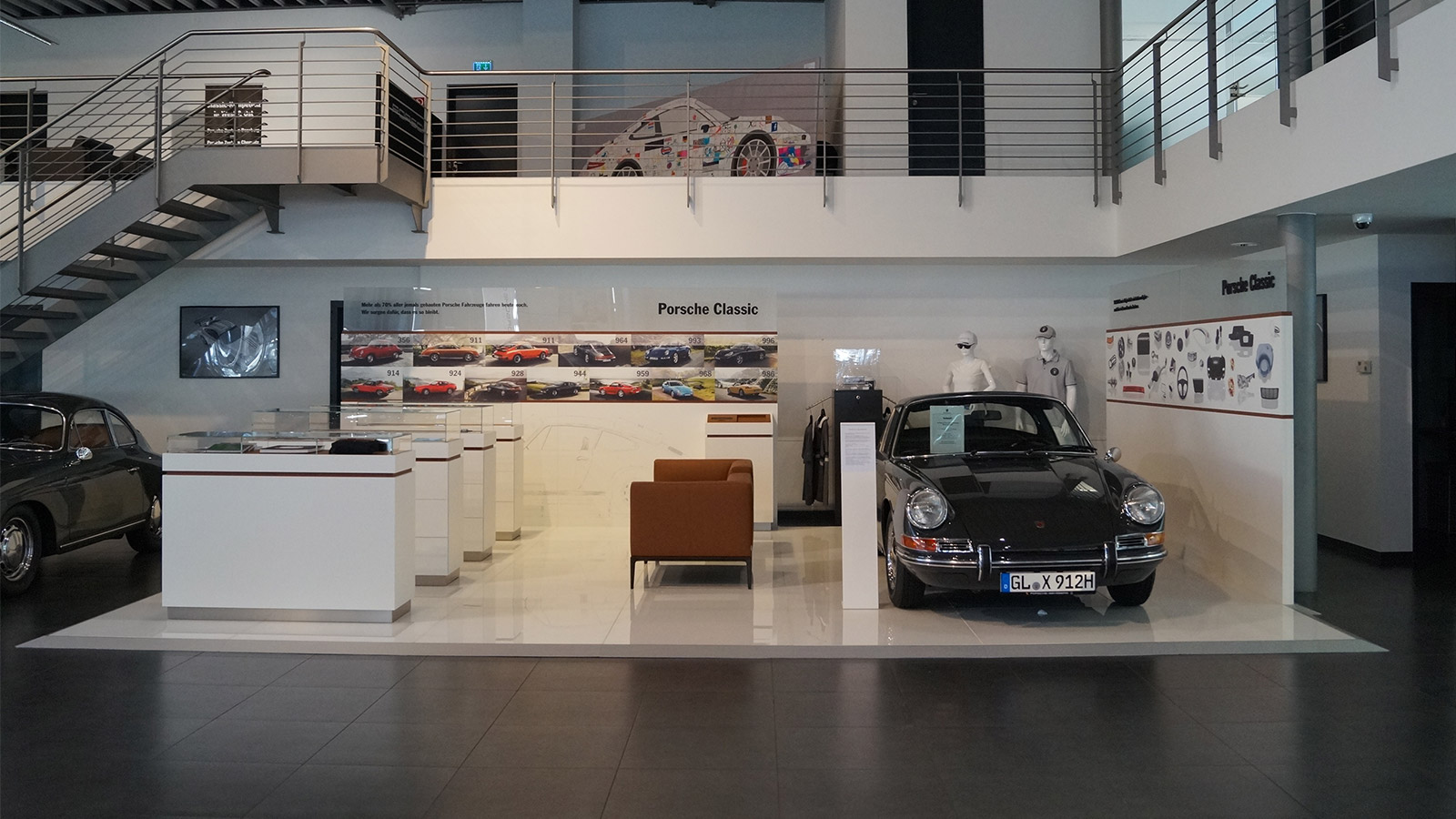 Porsche Centre Bensberg