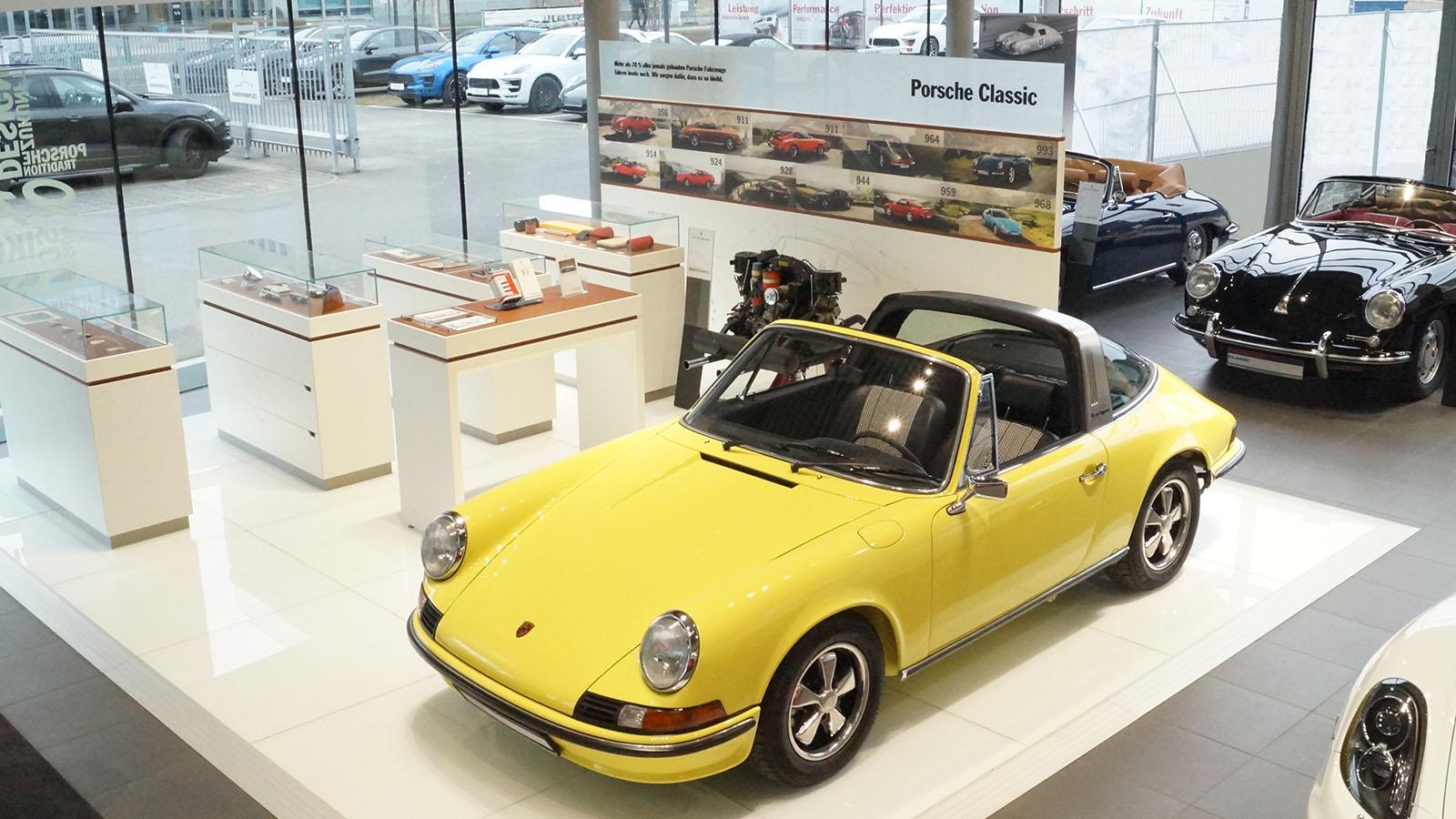 Porsche Centre Berlin-Potsdam