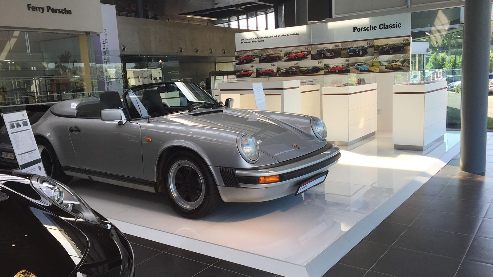 Porsche Centre Brussels