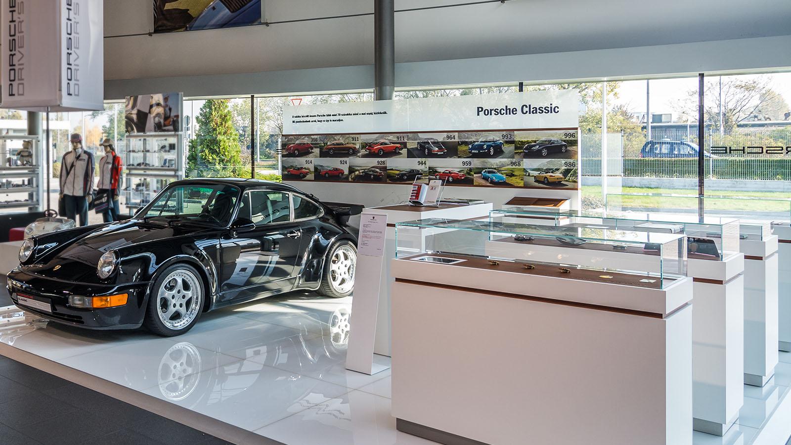 Porsche Centre Budapest