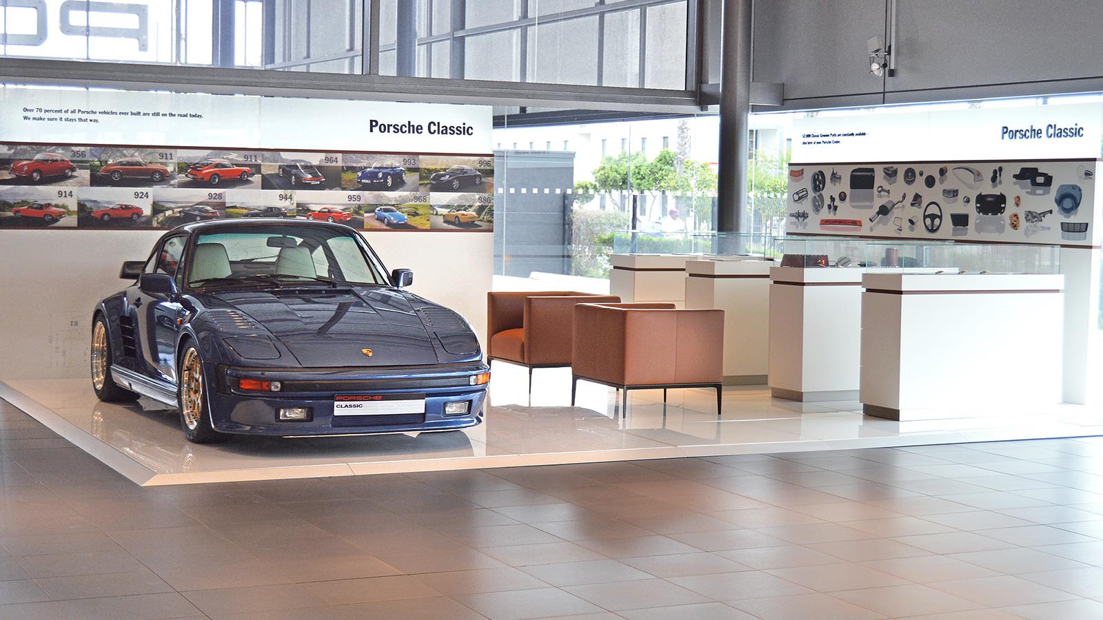 Porsche Centre Cape Town