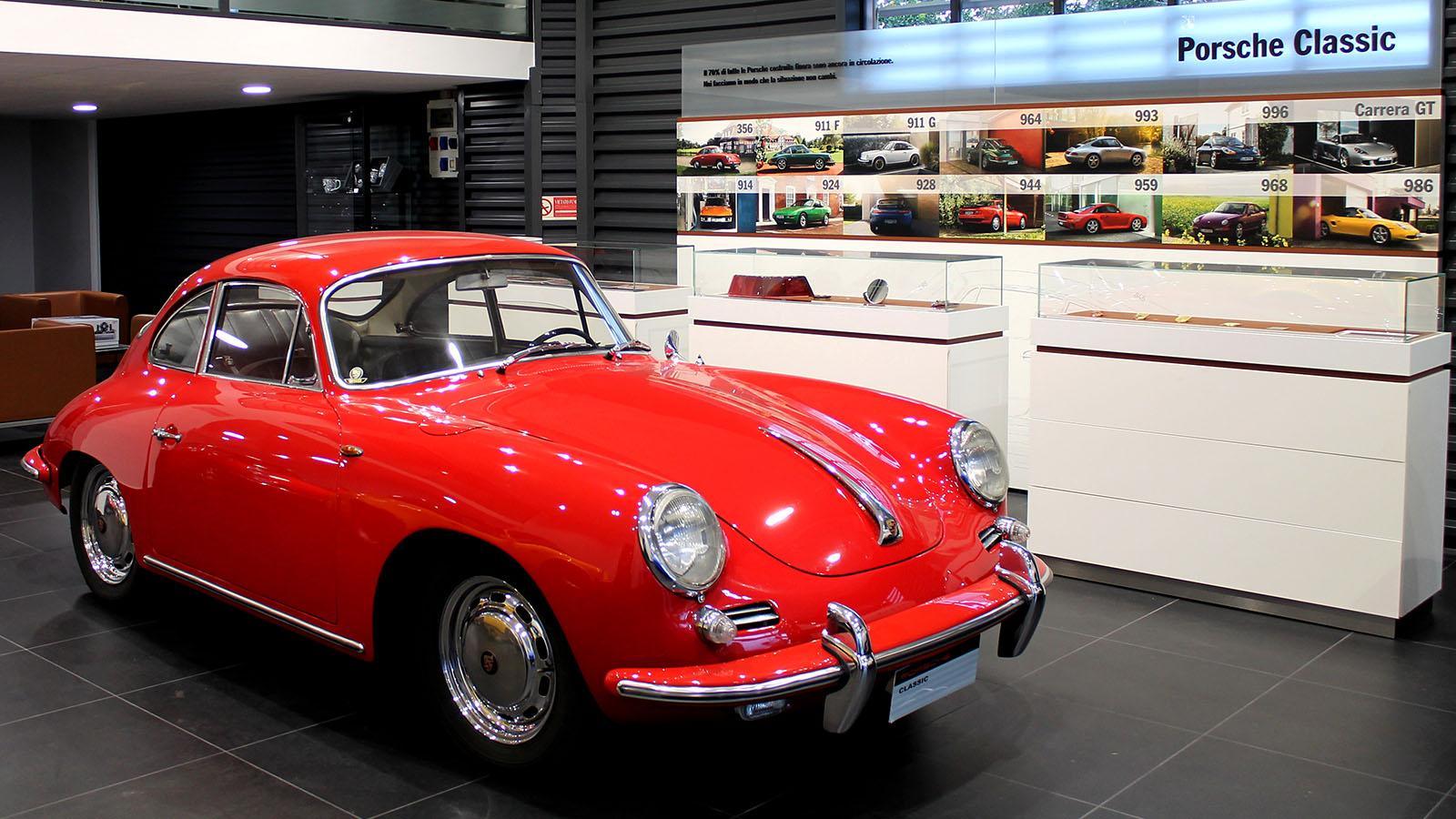 Porsche - Порше Центр Катания