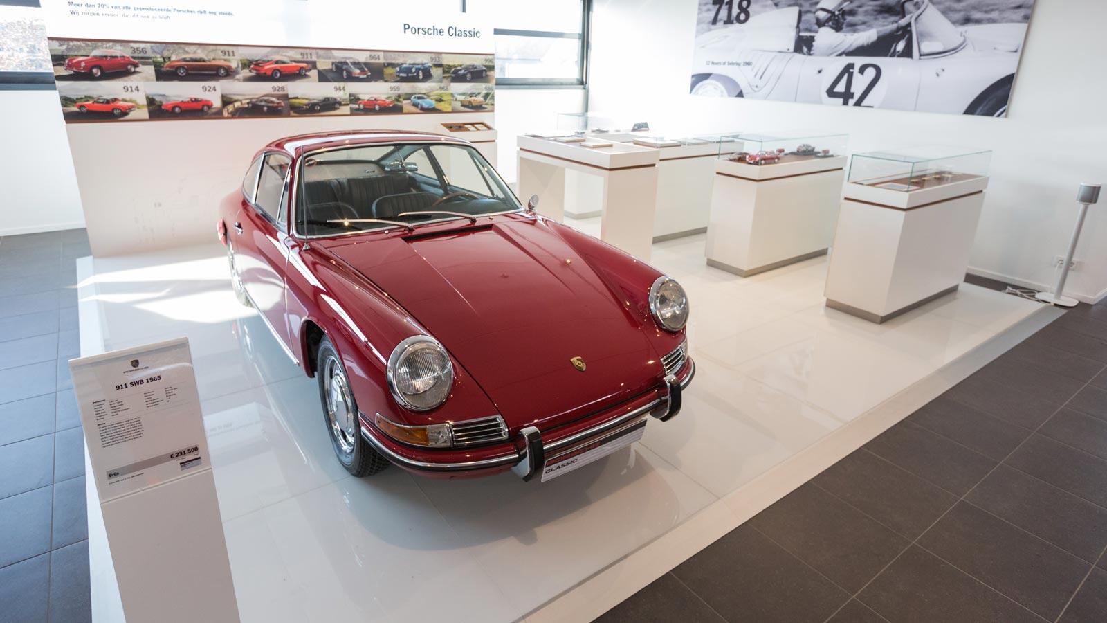 Porsche Centre Eindhoven