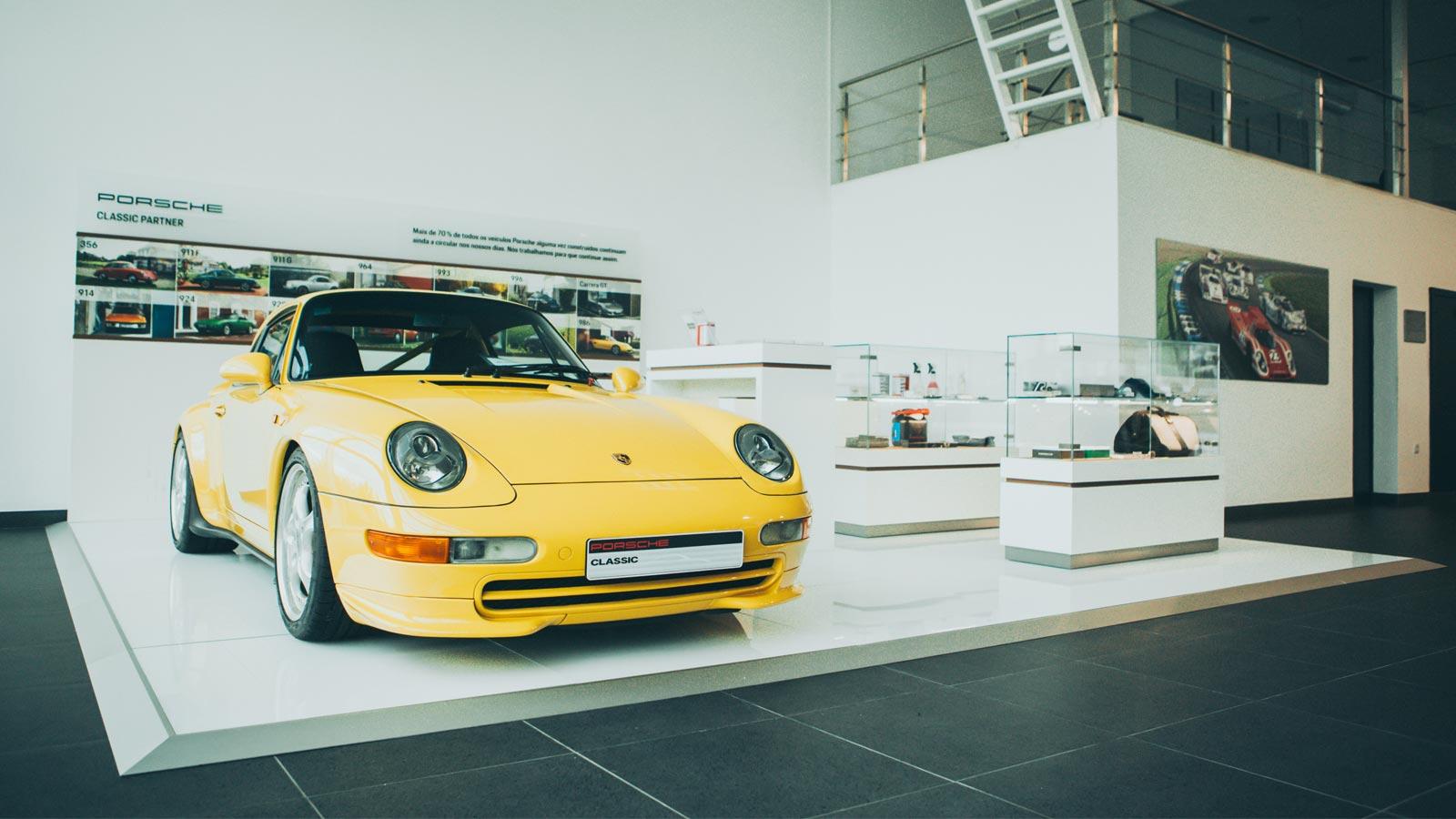 Porsche - Порше Сервис Центр Эшторил