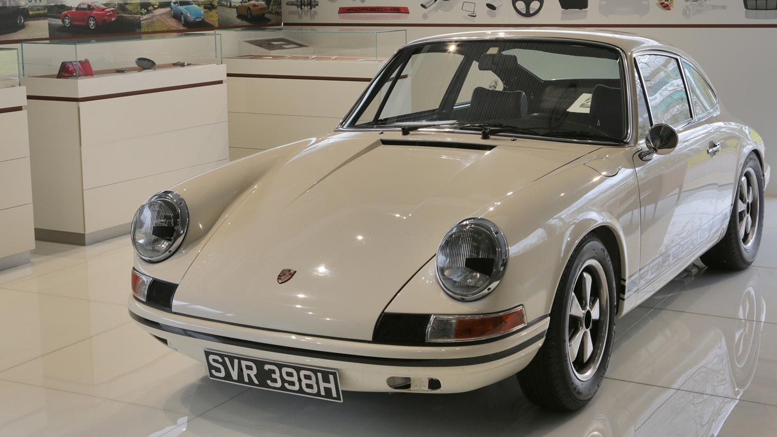 Porsche - Порше Центр Хатфилд
