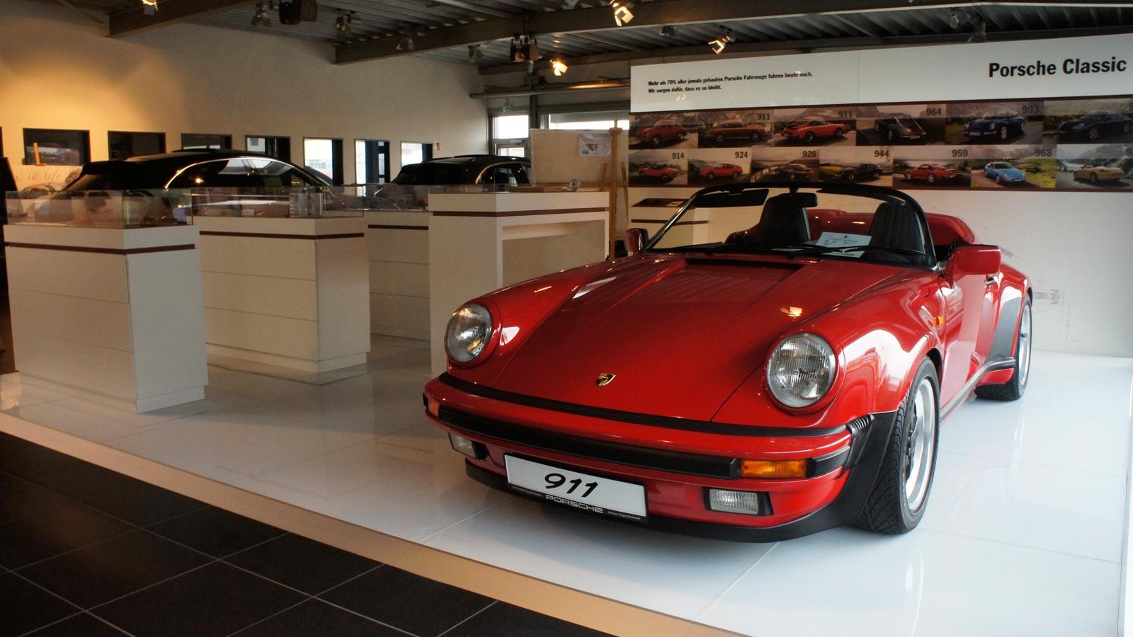 Porsche Centre Hegau-Bodensee