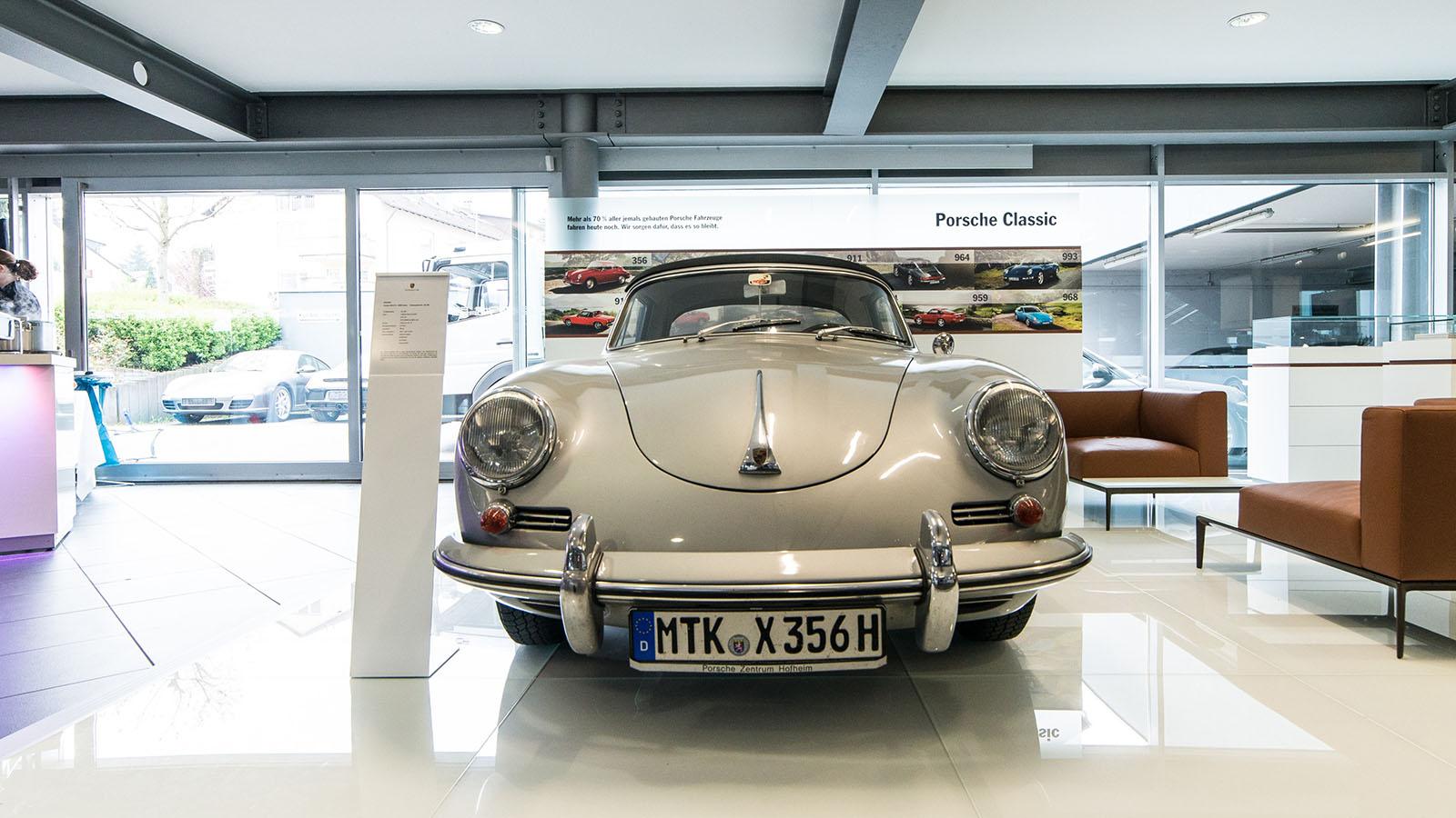 Porsche Centre Hofheim