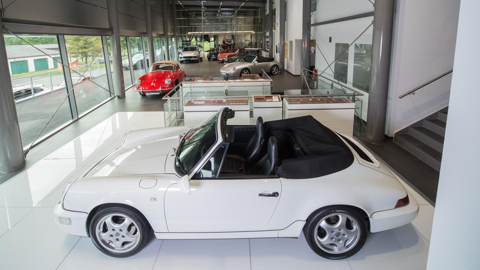 Porsche Centre Limburg