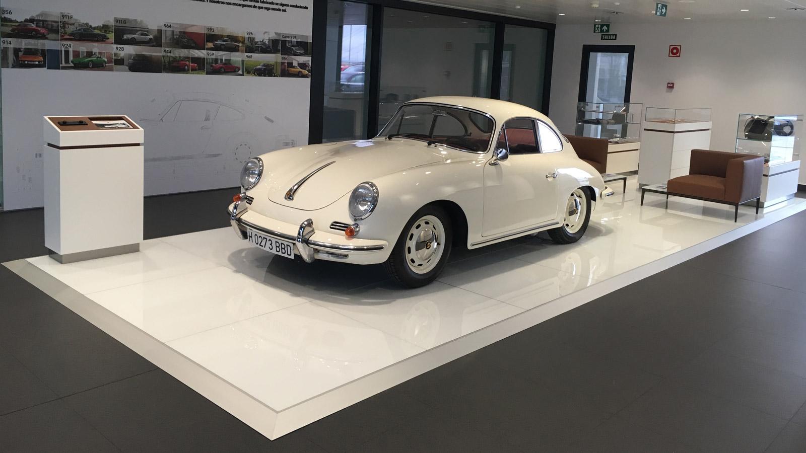 Porsche - Порше Центр Madrid Norte