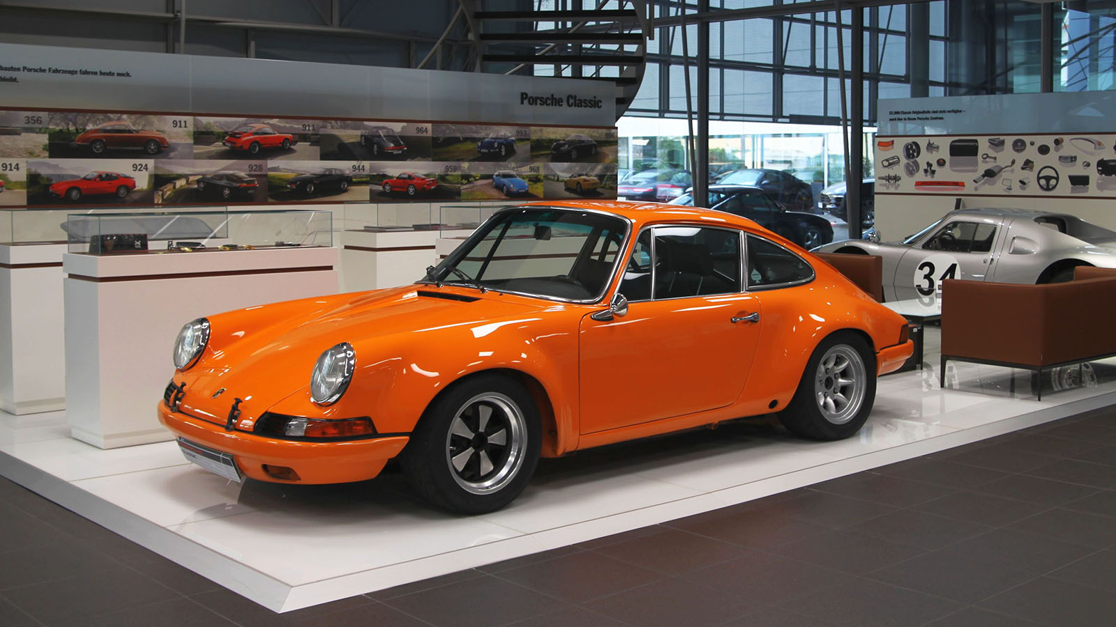 Porsche Centre München