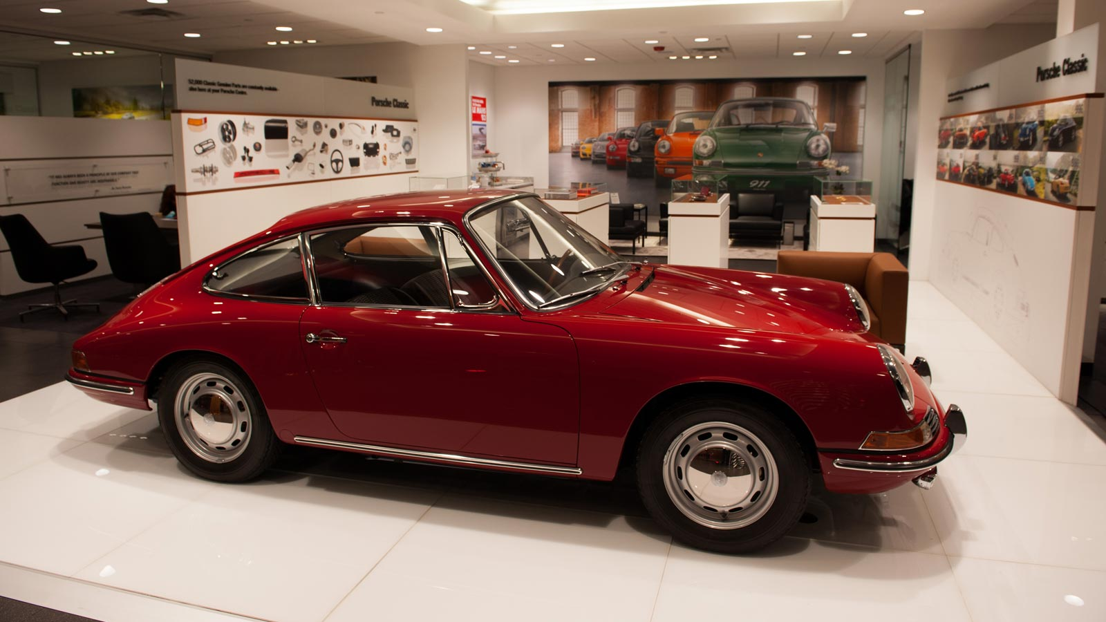 Porsche - Хеннесси Порше Норт-Атланта