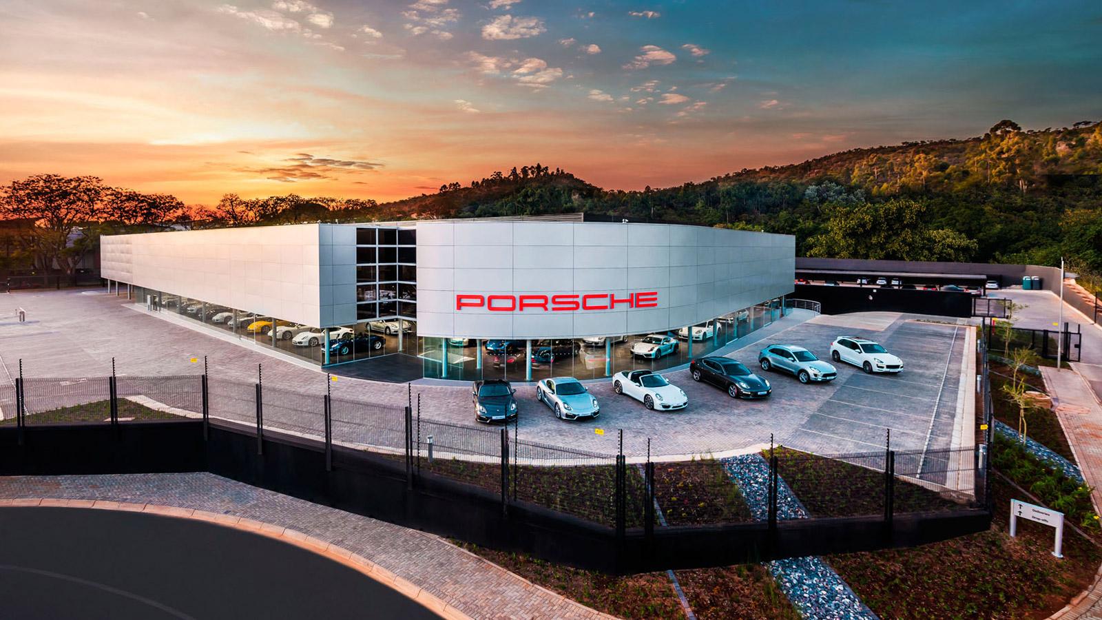 Porsche Centre Pretoria