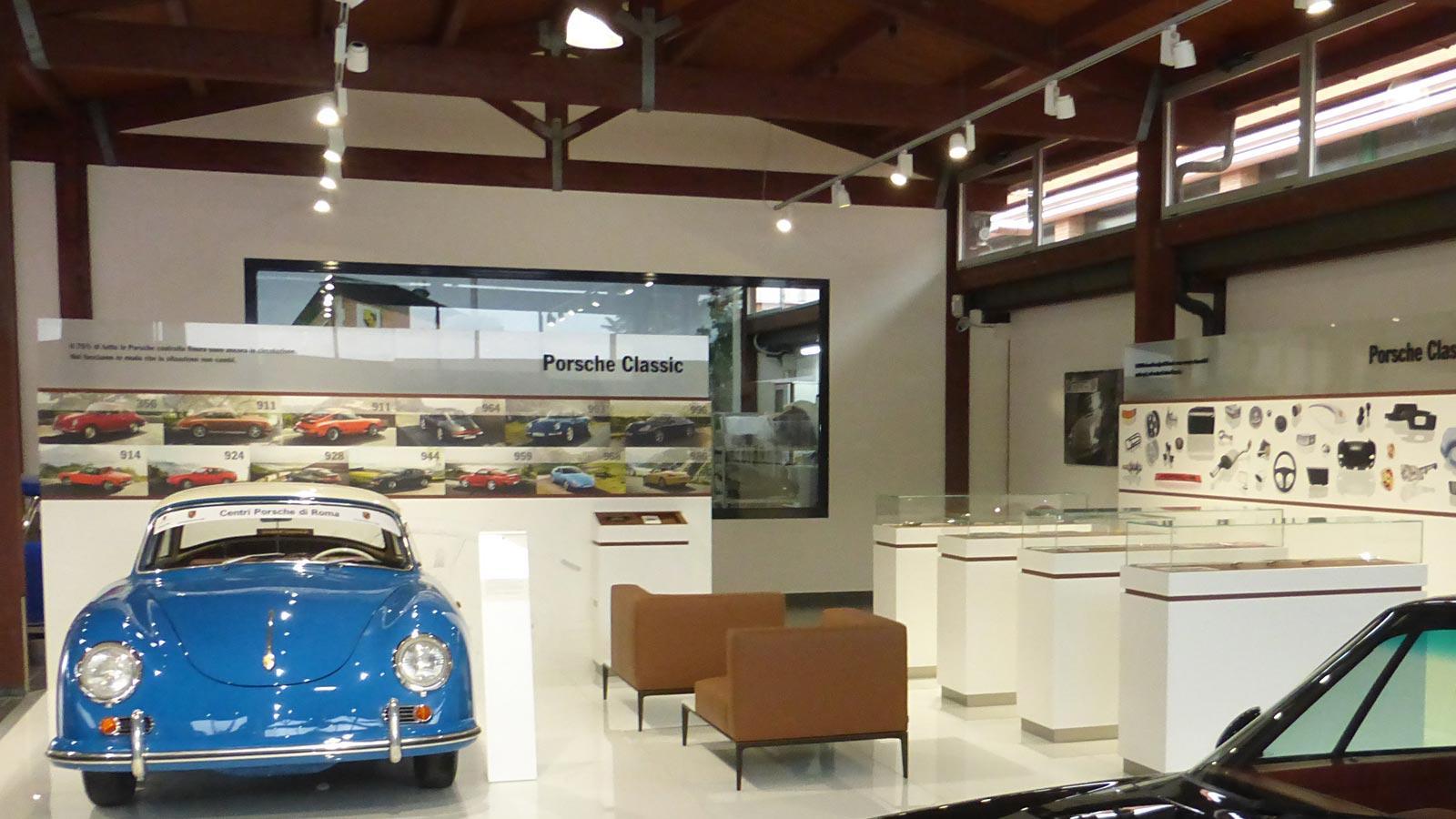 Porsche - Порше Центр Рим