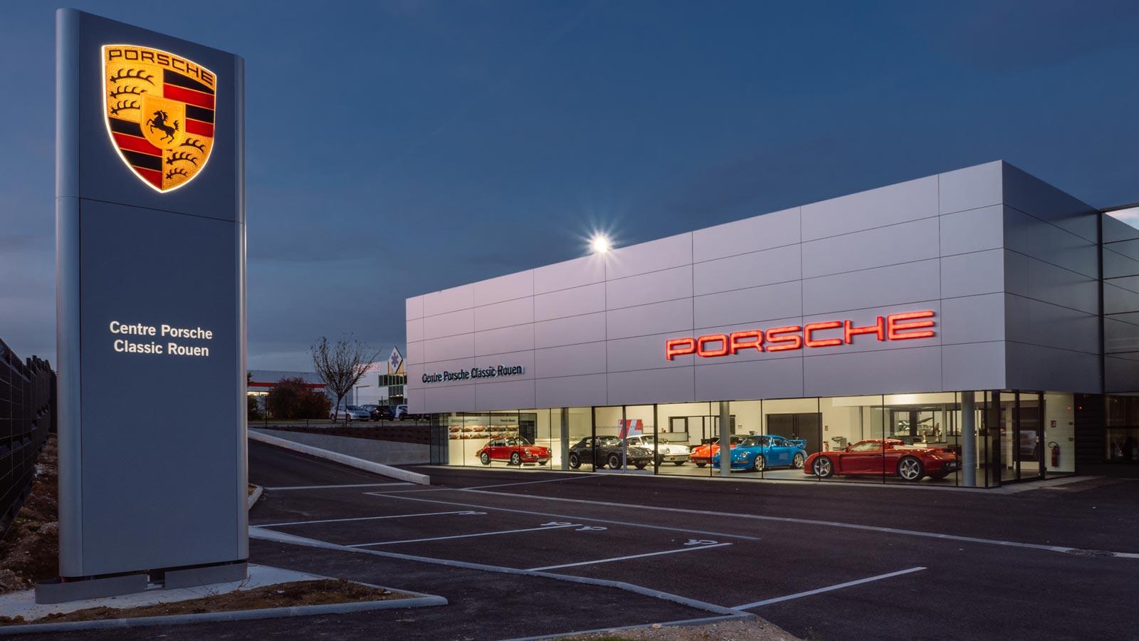 Porsche Classic Centre Rouen