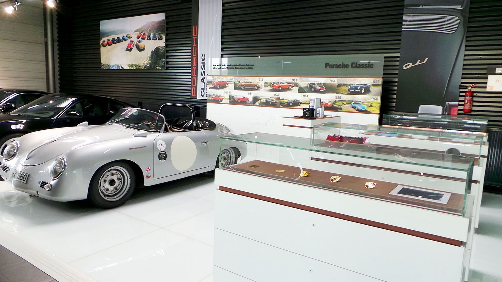 Porsche Centre 5 Seen
