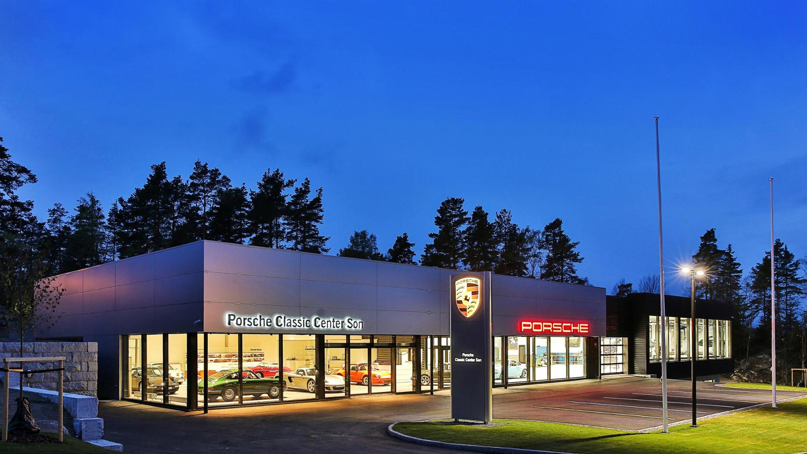 Porsche - Порше Классик Центр Сон