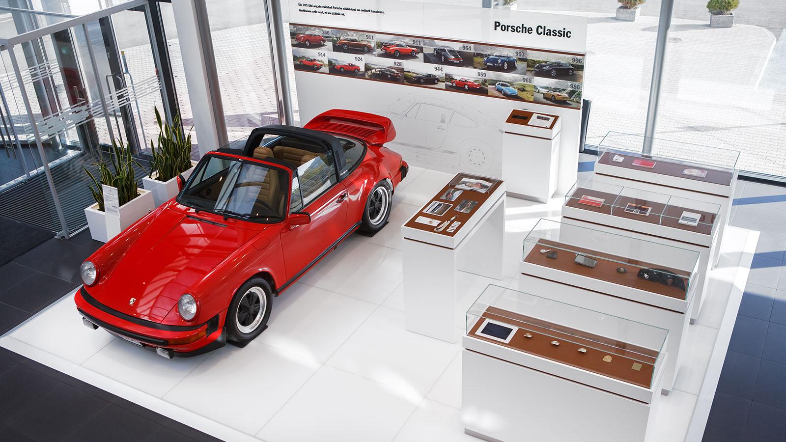 Porsche Centre Tallinn