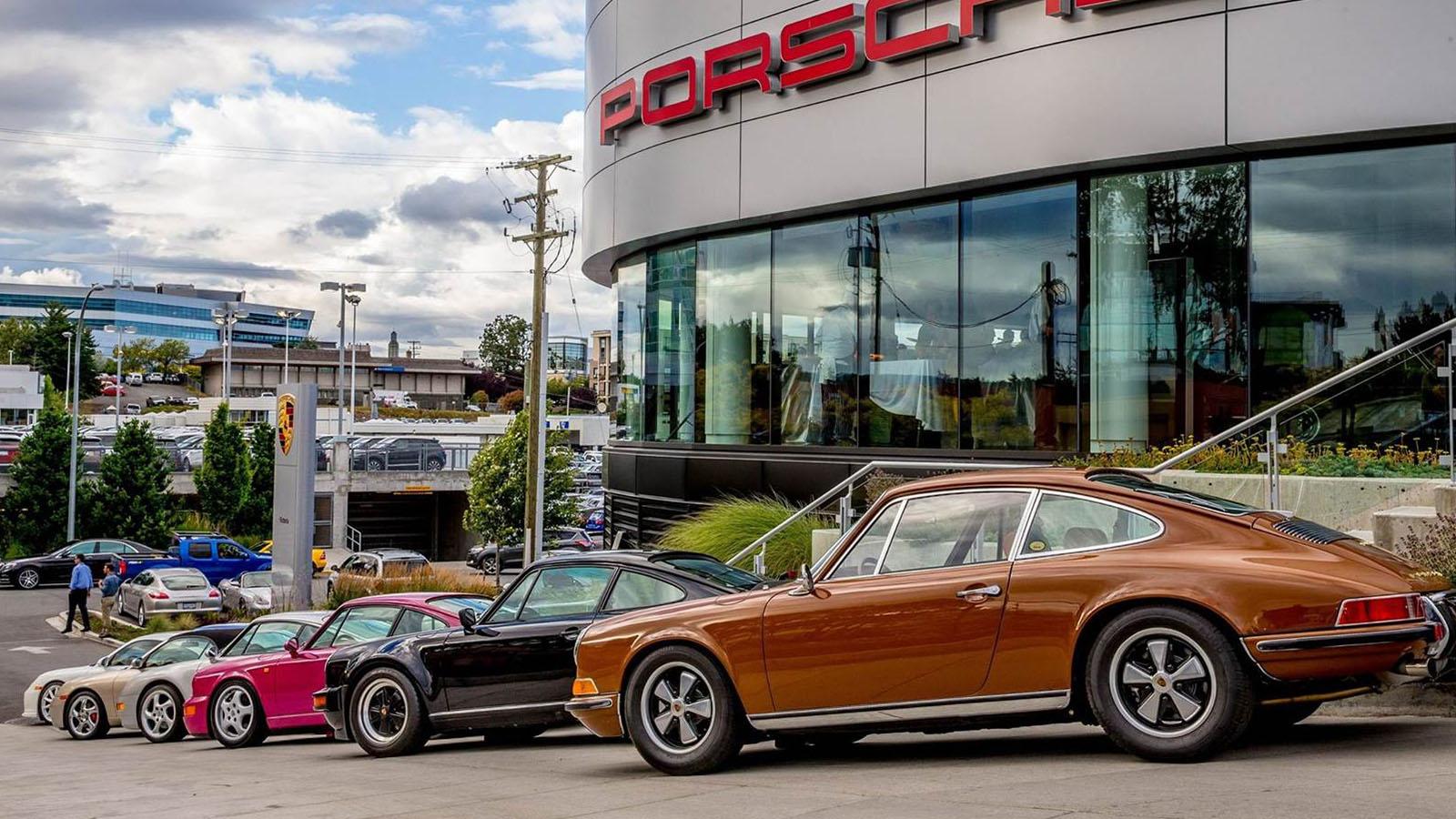 Porsche Centre Victoria