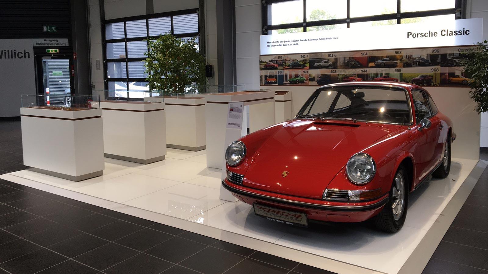 Porsche Centre Willich