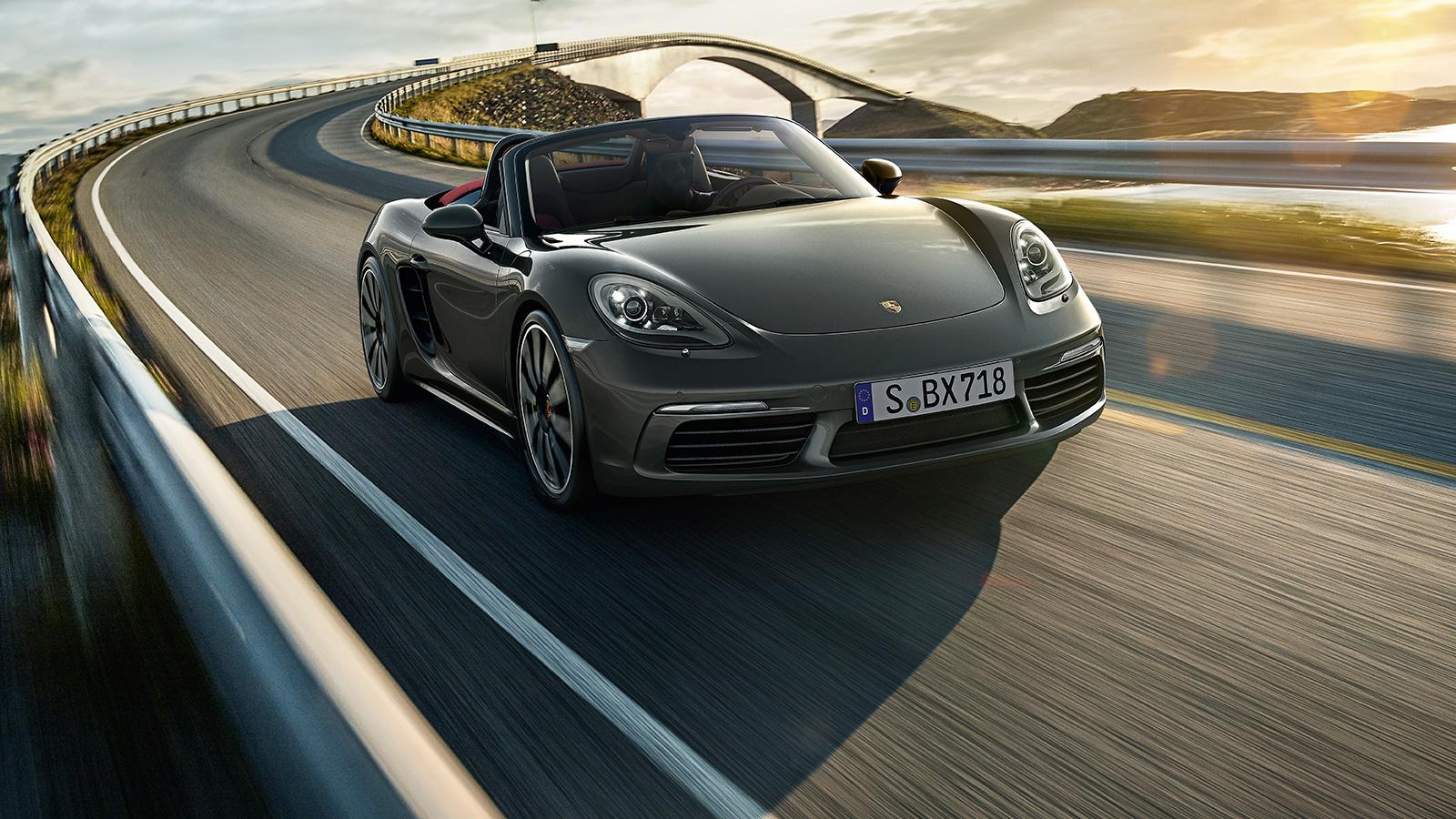 Porsche - Летние шины