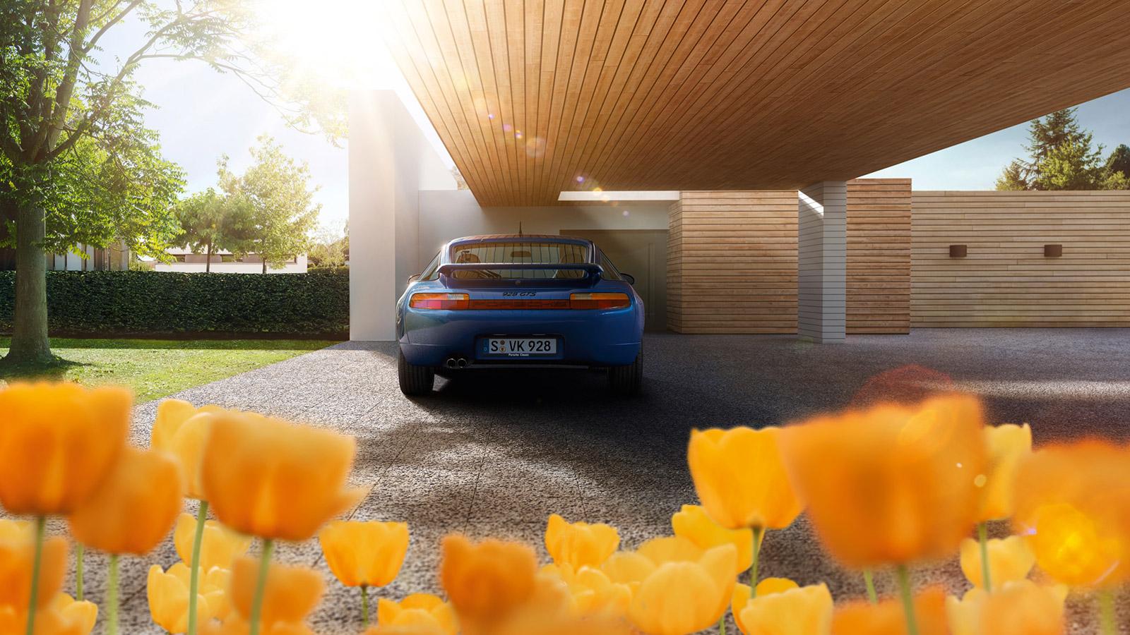 Porsche - Сезонные предложения