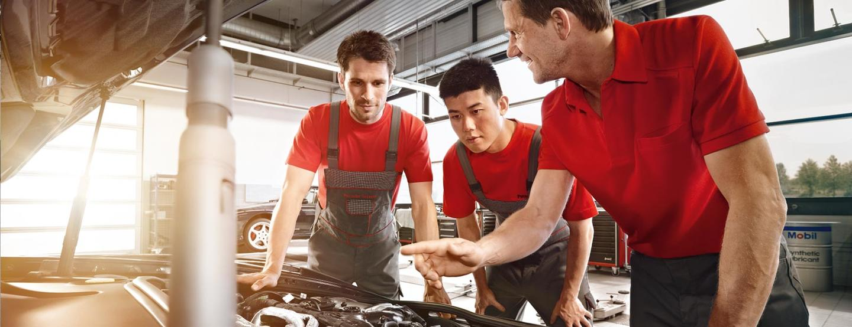 Porsche - Repair expertise