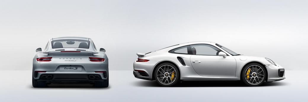 porsche 911 turbo s technical specs
