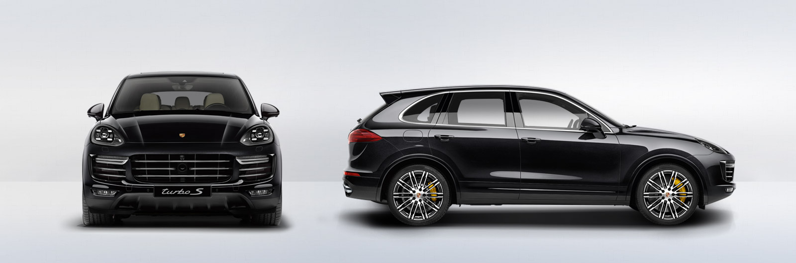 Porsche Cayenne Turbo S  Technical Specs  Porsche Cars North America