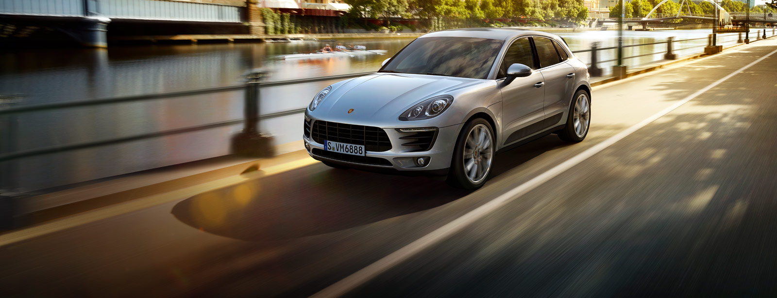 Porsche - Life, intensified. - The new Macan.