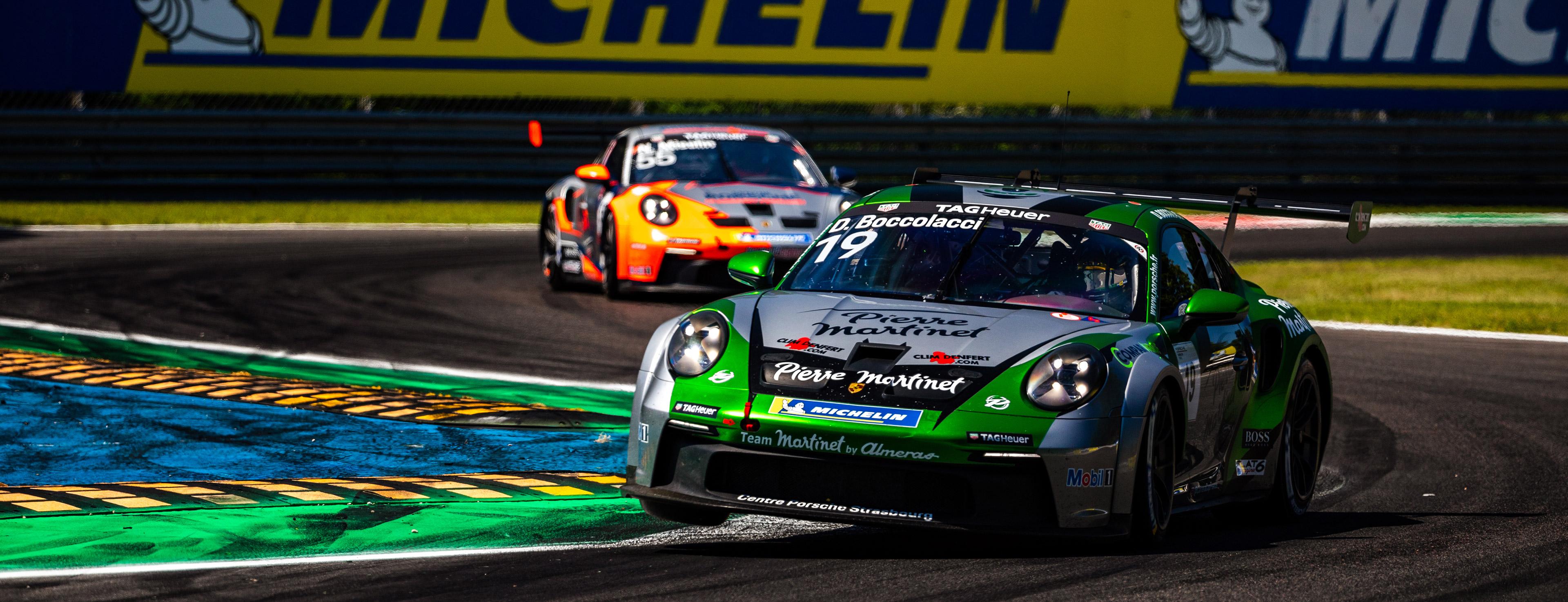 FINALE PORSCHE CARRERA CUP le 14 oct au CASTELLET Porsche-normal