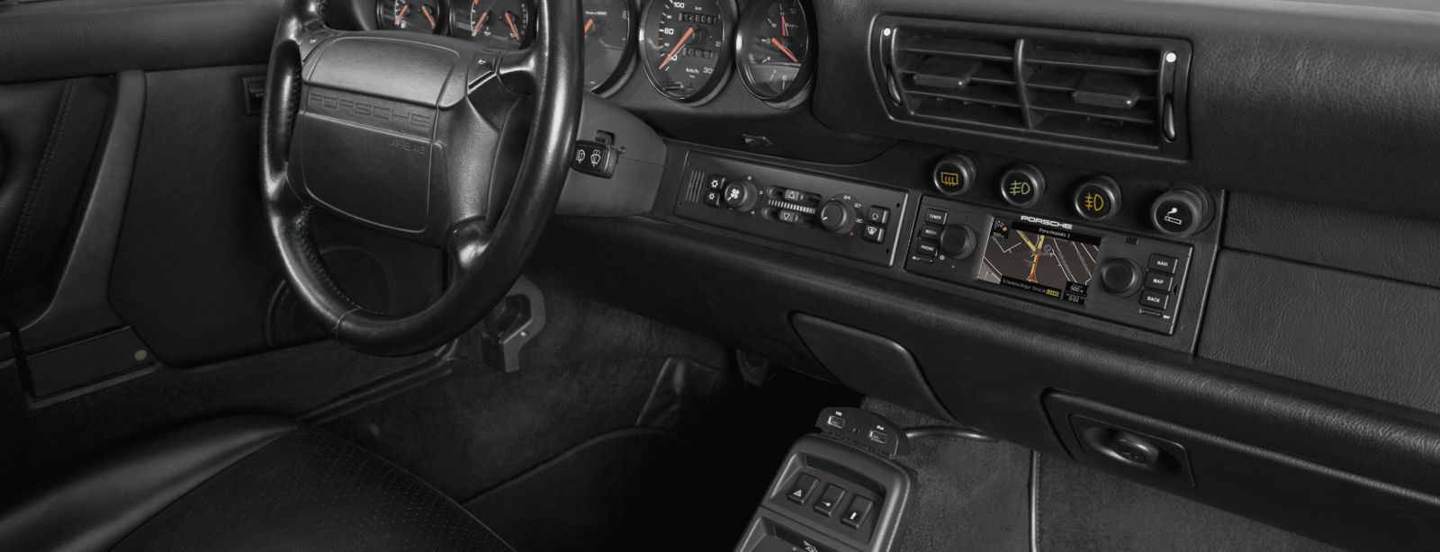 Porsche Classic Radio Navigation System Porsche Usa