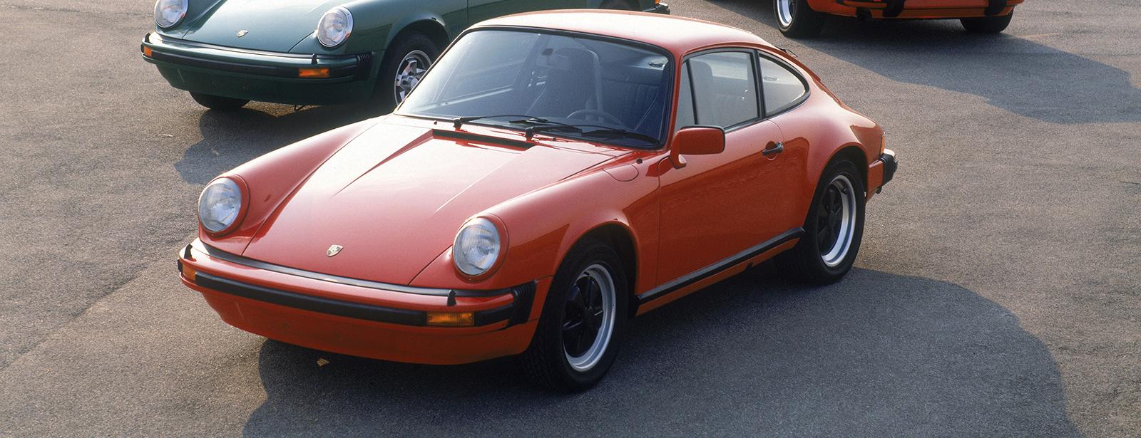 Porsche 911 Sc Porsche 911 G All Porsche Classic Models Dr Ing H C F Porsche Ag
