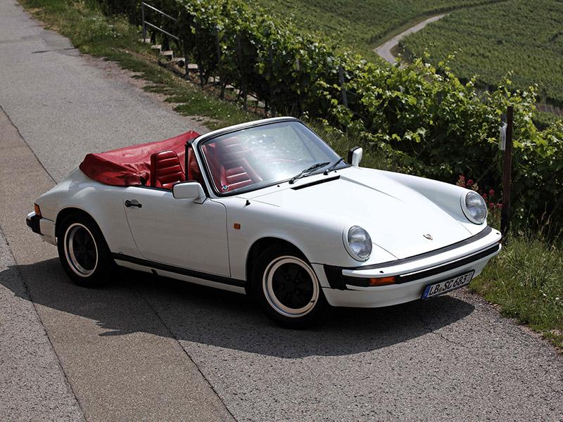 Porsche 911 SC Porsche Deutschland