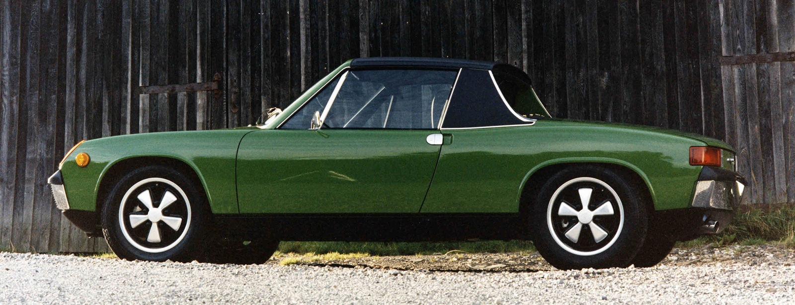 Porsche 914 6 Porsche Great Britain
